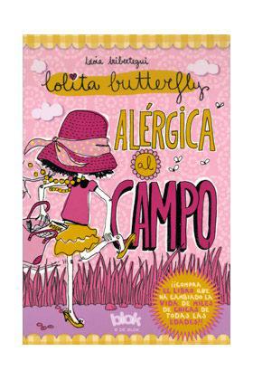 LOLITA BUTTERFLY. ALERGICA AL CAMPO