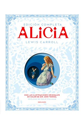 ALICIA (EDICION COMPLETA LEWIS CARROLL)