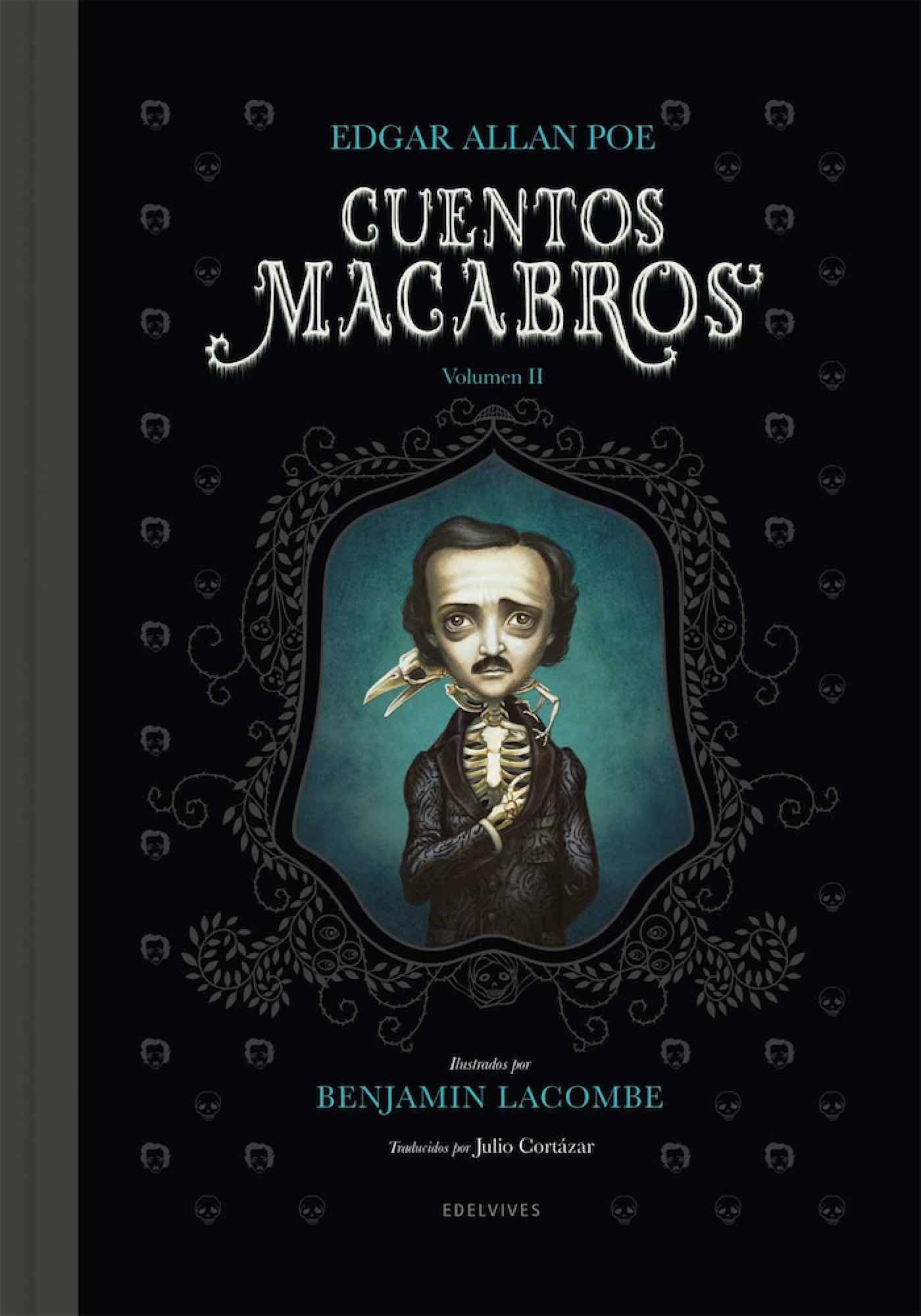 CUENTOS MACABROS 02 (ILUSTRADO POR BENJAMIN LACOMBE)