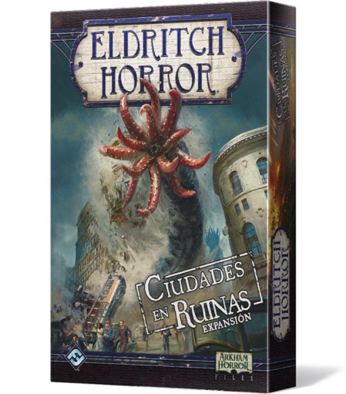 ELDRITCH HORROR - CIUDADES EN RUINAS