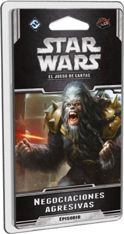 STAR WARS LCG - CIRCUNSTANCIAS DESESPERADAS