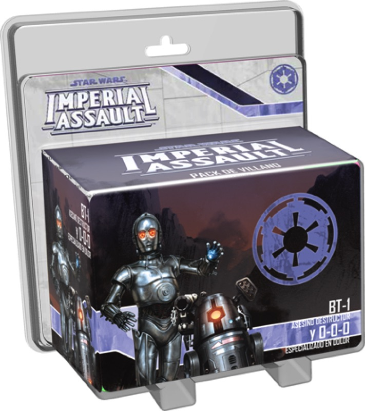 SW: IMPERIAL ASSAULT - BT-1 Y 0-0-0