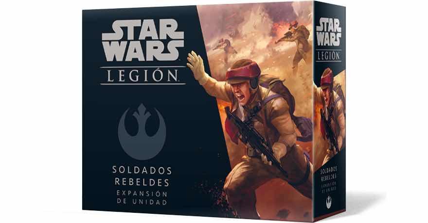 SW - LEGION: SOLDADOS REBELDES