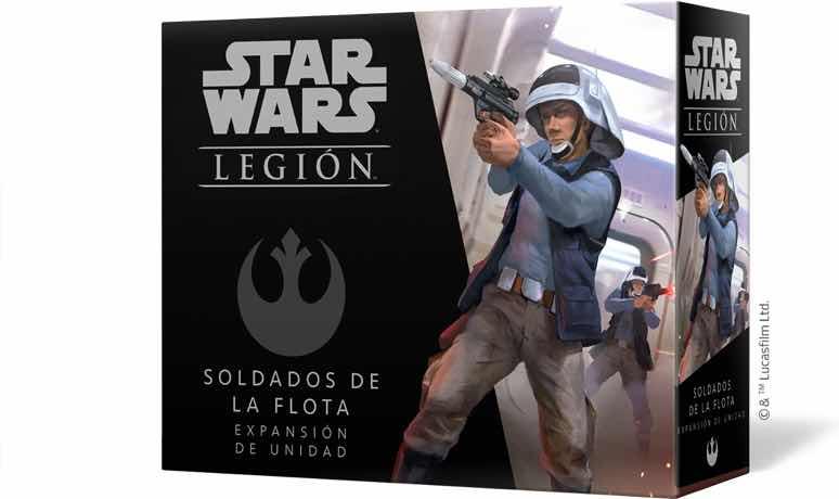 SW - LEGION: SOLDADOS DE LA FLOTA