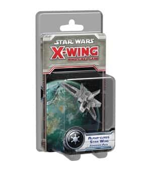 X-WING: ALA ESTELAR CLASE ALFA