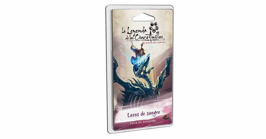 LA LEYENDA DE LOS CINCO ANILLOS LCG: LAZOS DE SANGRE