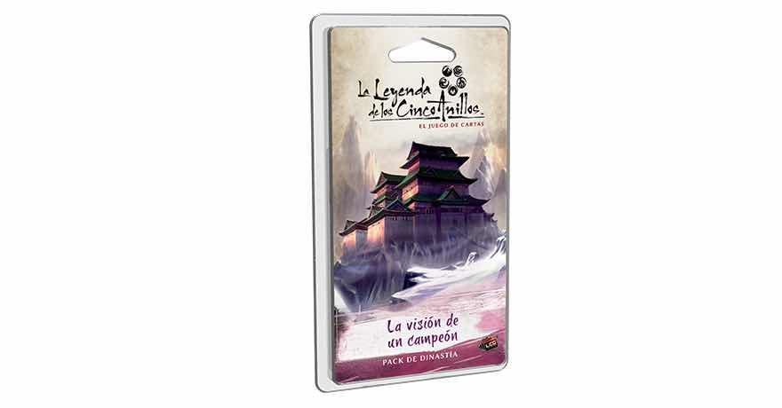 LA LEYENDA DE LOS CINCO ANILLOS LCG: LA VISION...