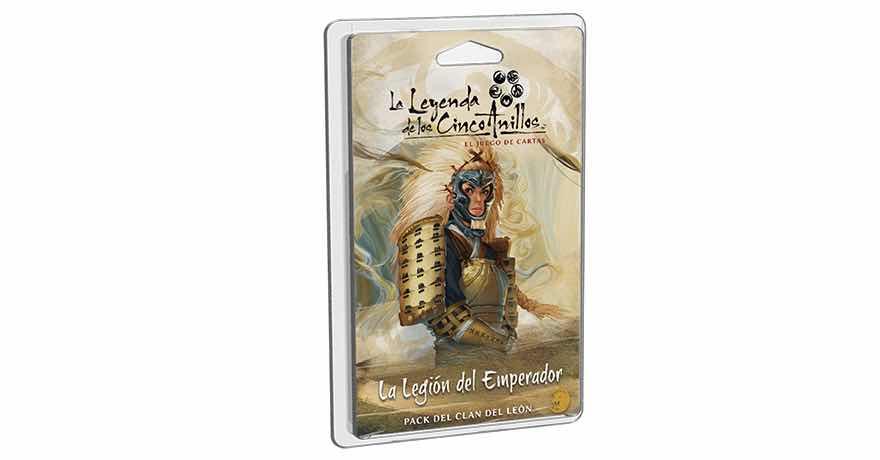 LA LEYENDA DE LOS CINCO ANILLOS LCG: LA LEGION DEL EMPERADOR