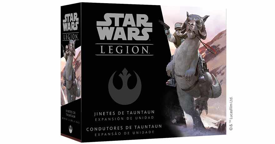 STAR WARS: LEGION JINETES DE TAUNTAUN