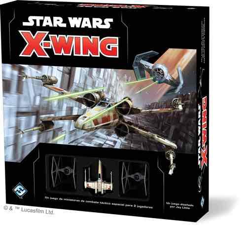 X-WING 2ª EDICION. CAJA BASICA