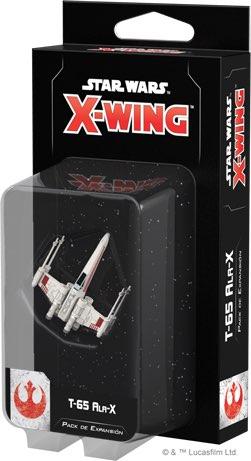 X-WING 2ª EDICION. T-65 ALA-X