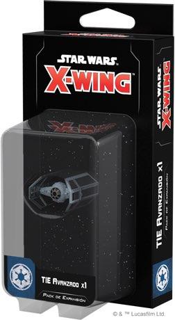X-WING 2ª EDICION. TIE AVANZADO X1