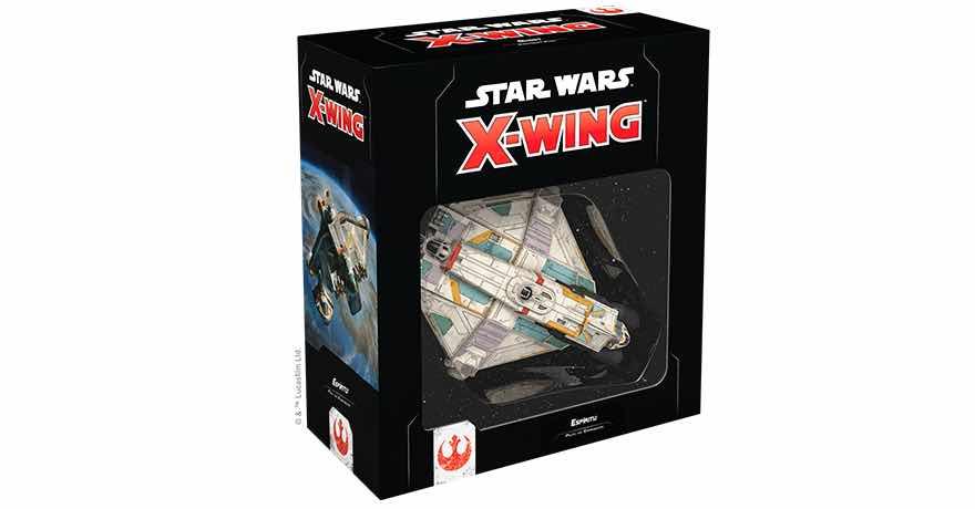 X-WING 2ª EDICION. ESPIRITU