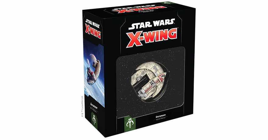 X-WING 2ª EDICION. CASTIGADORA