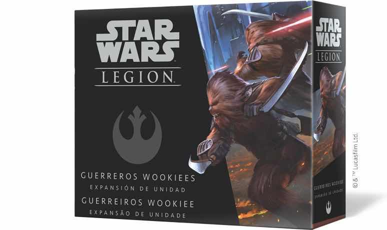 SW - LEGION: GUERREROS WOOKIES