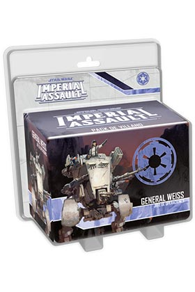 SW: IMPERIAL ASSAULT - GENERAL WEISS
