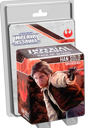 SW: IMPERIAL ASSAULT - HAN SOLO