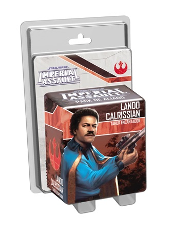 SW: IMPERIAL ASSAULT - LANDO CALRISSIAN