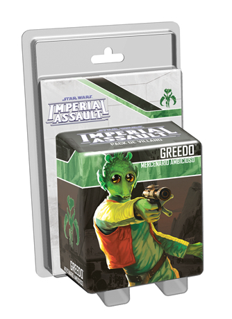 SW: IMPERIAL ASSAULT - GREEDO