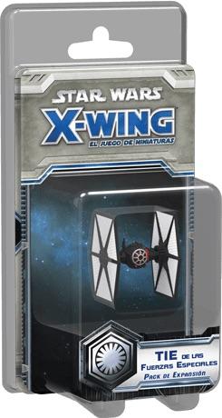 X-WING: TIE DE LAS FUERZAS ESPECIALES