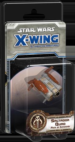 X-WING: SALTADOR QUAD