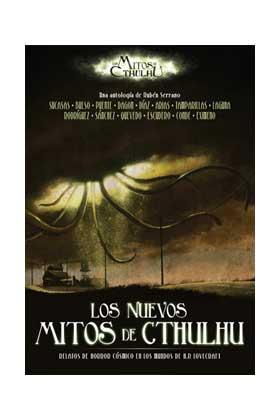 LOS NUEVOS MITOS DE CTHULHU 2ª EDICION