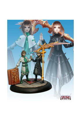 ANIMA TACTICS BLISTERS: GEMINI