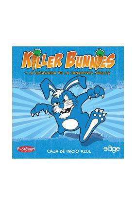 KILLER BUNNIES - JCNC