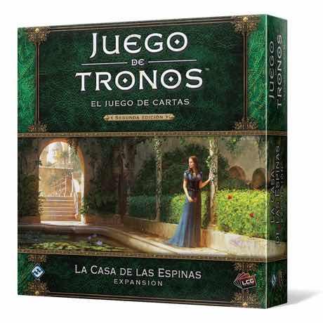 JDT 2ª EDICION LCG - LA CASA DE LAS ESPINAS