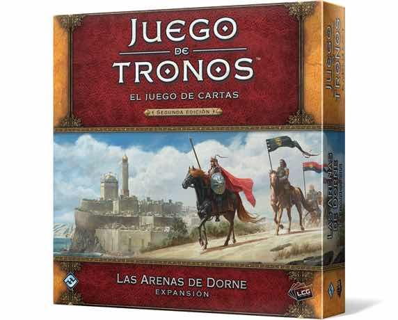 JDT 2ª EDICION LCG - LAS ARENAS DE DORNE