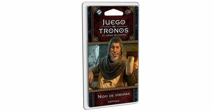 JDT 2ª EDICION LCG - NIDO DE VIBORAS