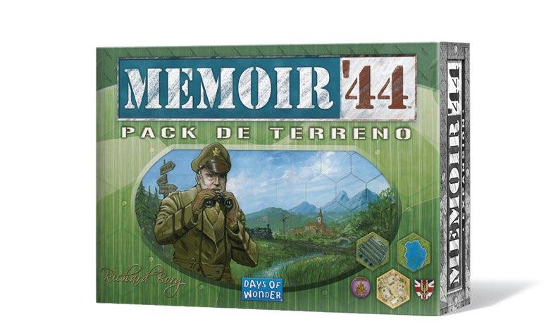 MEMOIR 44. PACK DE TERRENO