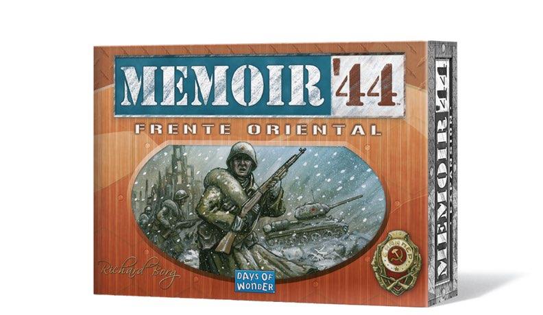 MEMOIR 44. FRENTE ORIENTAL