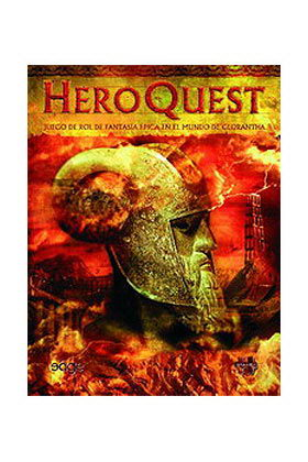 HEROQUEST: MANUAL BASICO - ROL
