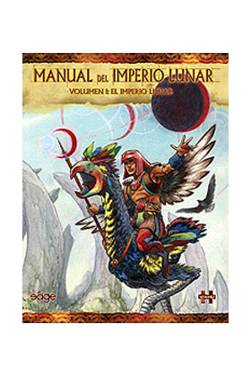 HEROQUEST: MANUAL DEL IMPERIO LUNAR - ROL