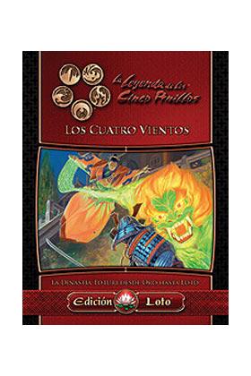 L5 ANILLOS 3ª EDICION - LOS CUATRO VIENTOS - ROL