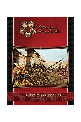L5 ANILLOS - EL IMPERIO ESMERALDA - ROL