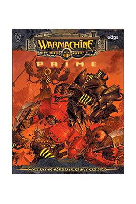WARMACHINE: PRIME (LIBRO DE REGLAS JUEGO DE MINIATURAS)