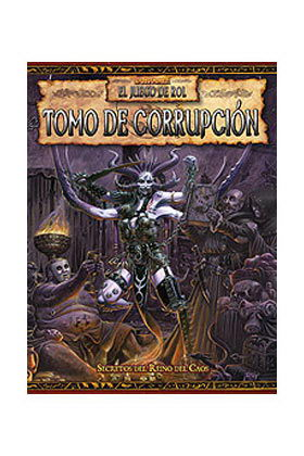 WARHAMMER: TOMO DE CORRUPCION - ROL