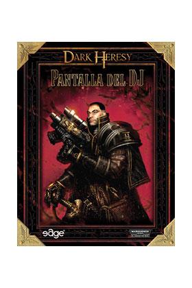 W40K DARK HERESY: PANTALLA DEL DJ - ROL