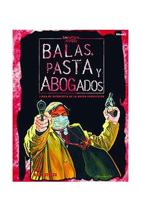 UNKNOWN ARMIES: BALAS, PASTA Y ABOGADOS - ROL
