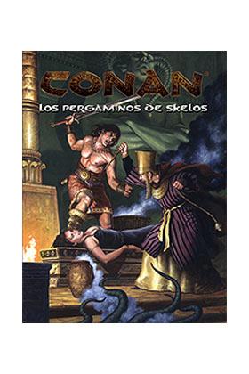 CONAN: LOS PERGAMINOS DE SKELOS - ROL
