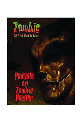 ZOMBIE: PANTALLA DEL ZOMBIE MASTER (JUEGO DE ROL)