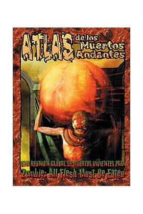 ZOMBIE: ATLAS DE LOS MUERTOS ANDANTES - ROL