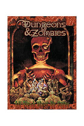 ZOMBIE: DUNGEONS & ZOMBIES - ROL