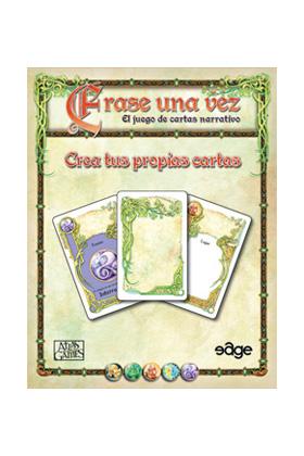 ERASE UNA VEZ... : CREA TUS PROPIAS CARTAS