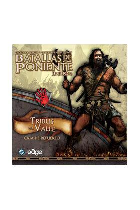 BATALLAS DE PONIENTE - TRIBUS DEL VALLE