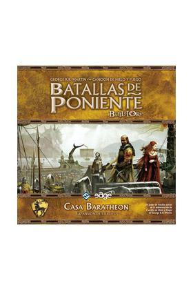 BATALLAS DE PONIENTE - CASA BARATHEON: EXPANSION DE EJERCITO