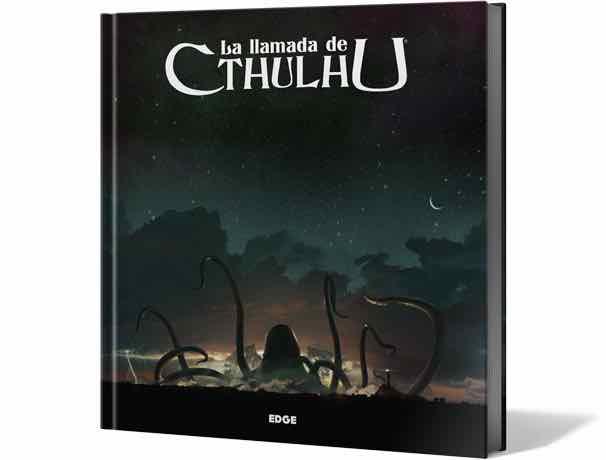 LA LLAMADA DE CTHULHU - MANUAL BASICO - ROL