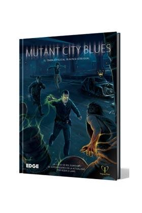 MUTANT CITY BLUES - MANUAL BASICO - ROL